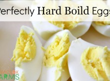 Perfectly Hard Boiled Eggs Don't Smell