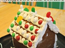 The Ultimage Gingerbread House Holiday Recipe