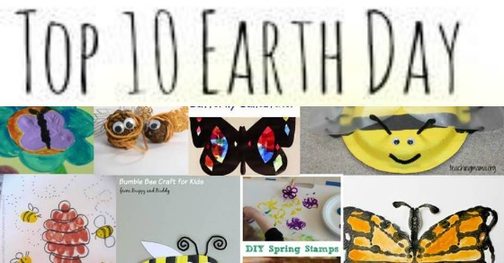 Top Ten Bee and Butterfly Crafts post thumbnail image