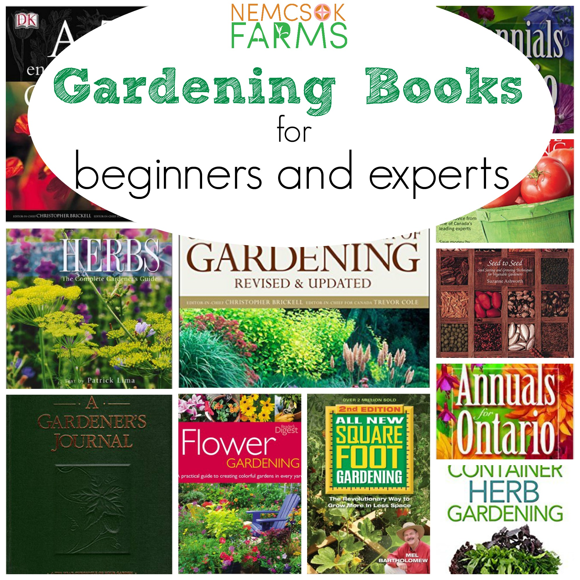 Best Gardening Books For Beginners Garden Ftempo