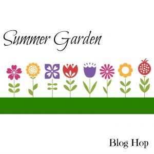 Fantastic Foliage and summer garden blog hop