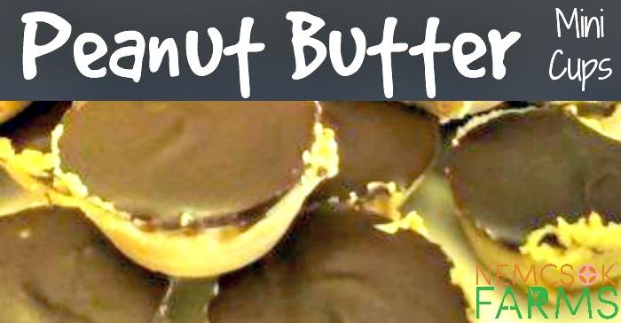 MiniPB and Chocolate Cups post thumbnail image
