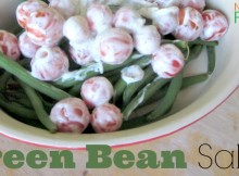 Garden Fresh Green Bean Salad