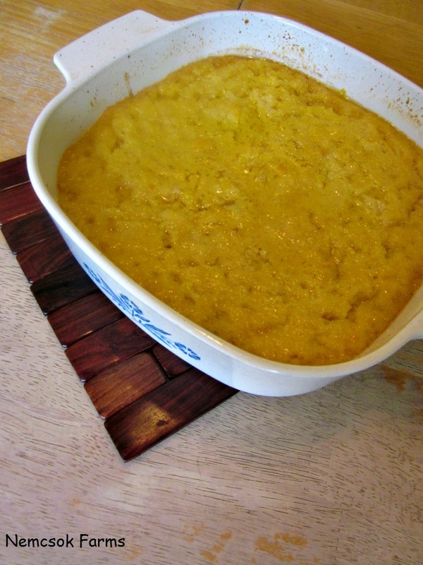 This fresh from the garden Baked Pumpkin has been served and enjoyed in our home as a side dish, main dish, breakfast and dessert! It is THAT good.
