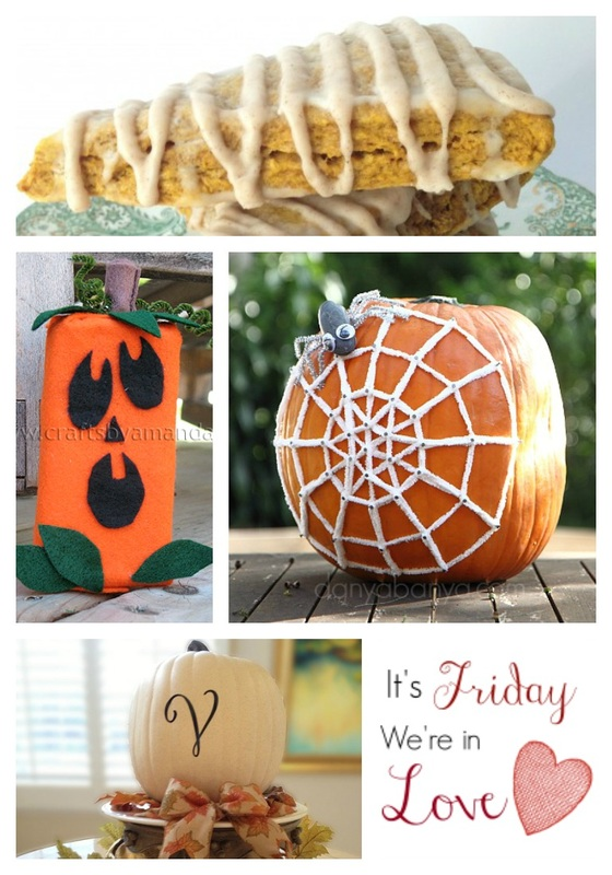 40 Ways to Decorate, Craft, Cook and Play with Pumpkins – It's Friday We're in Love post thumbnail image