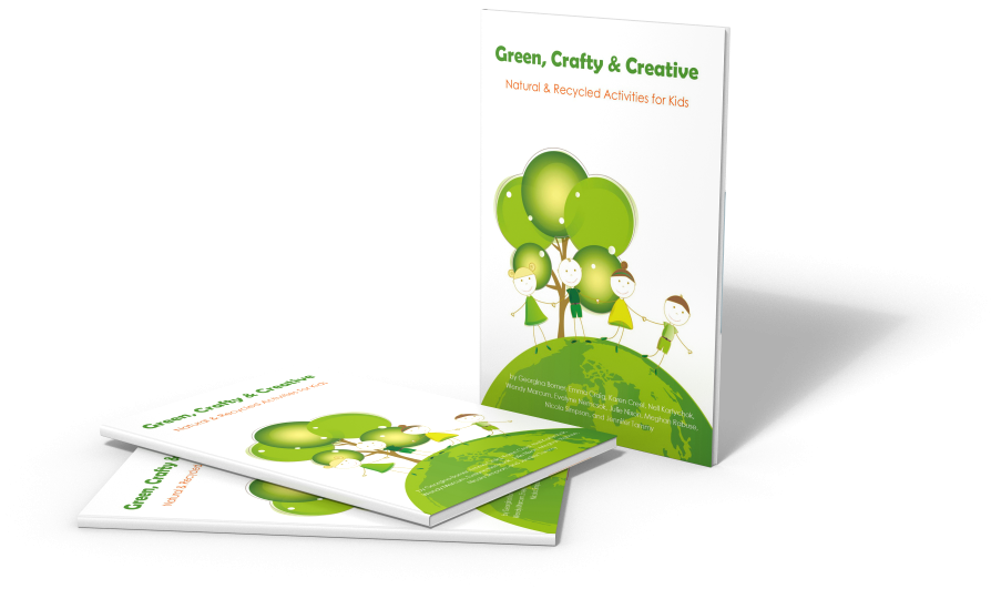 Green, Crafty & Creative:Natural & Recycled Activities for Kids post thumbnail image