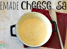 Perfectly easy and healthy guilt free better than mac and cheese cheese sauce.