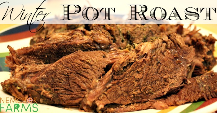 Winter Pot Roast Main Dish Recipe for Perfectly Tender Comfort Food