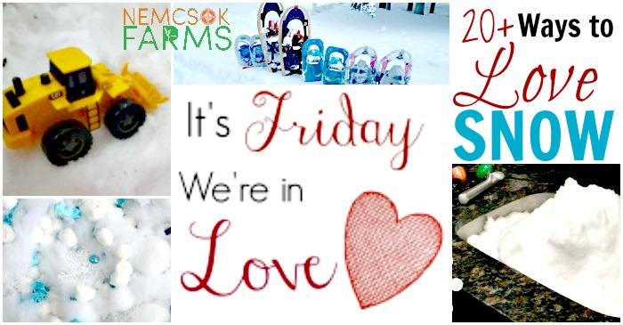 It's Friday And We're In Love With Snow post thumbnail image