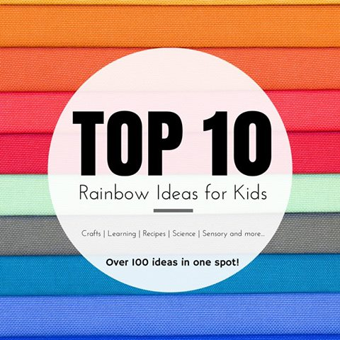 Top Ten Rainbow Ideas