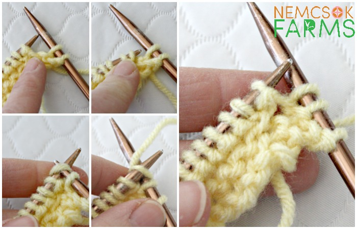 DIY Free Knitting Pattern for Hand Knit Egg Pattern for Easter