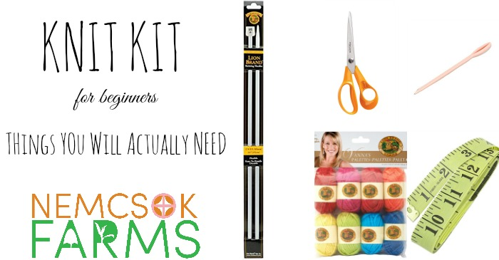 Knit Kit for Beginners – What You Actually Need post thumbnail image