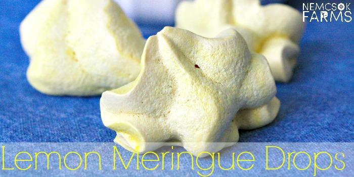 Lemon Meringue Drops post thumbnail image