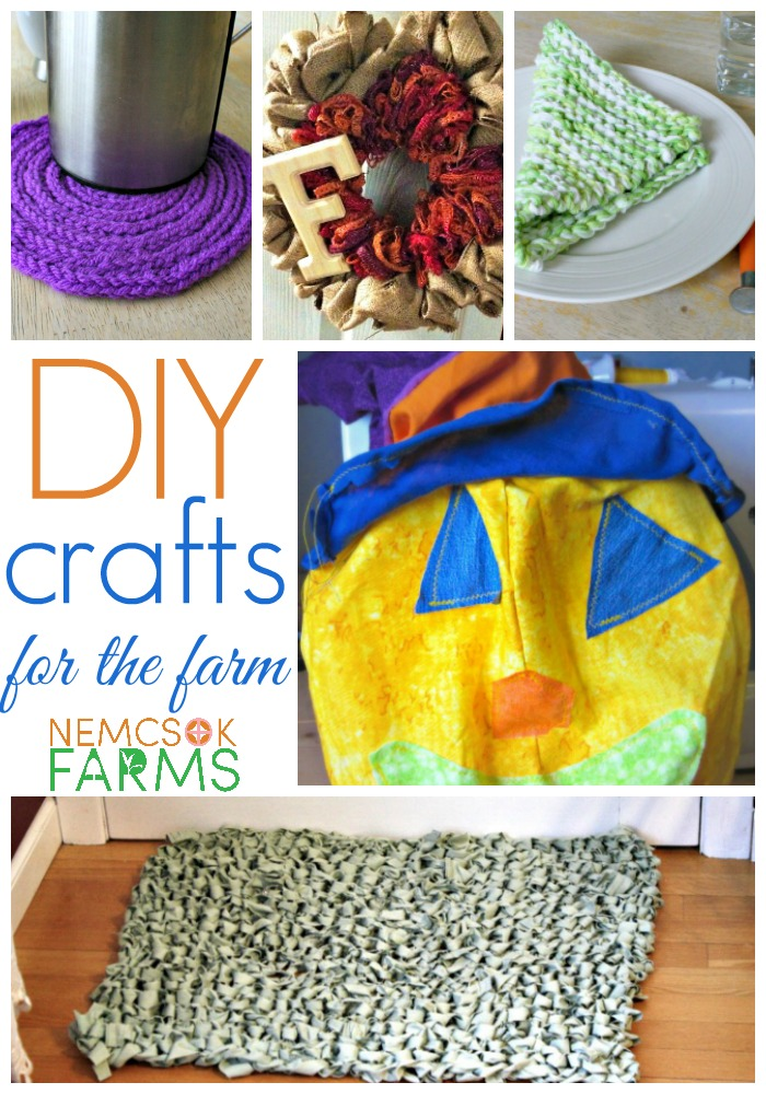 Best Eco Friendly, Up Cycled, Beautiful, Useful and Totally Doable Best DIY Craft Projects for the farm