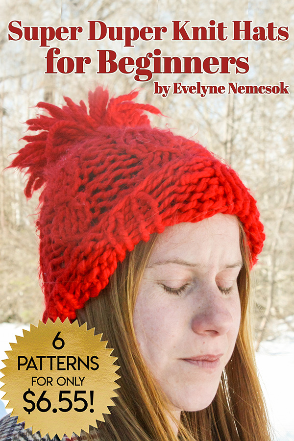 Super Duper Knit Hats for Beginners