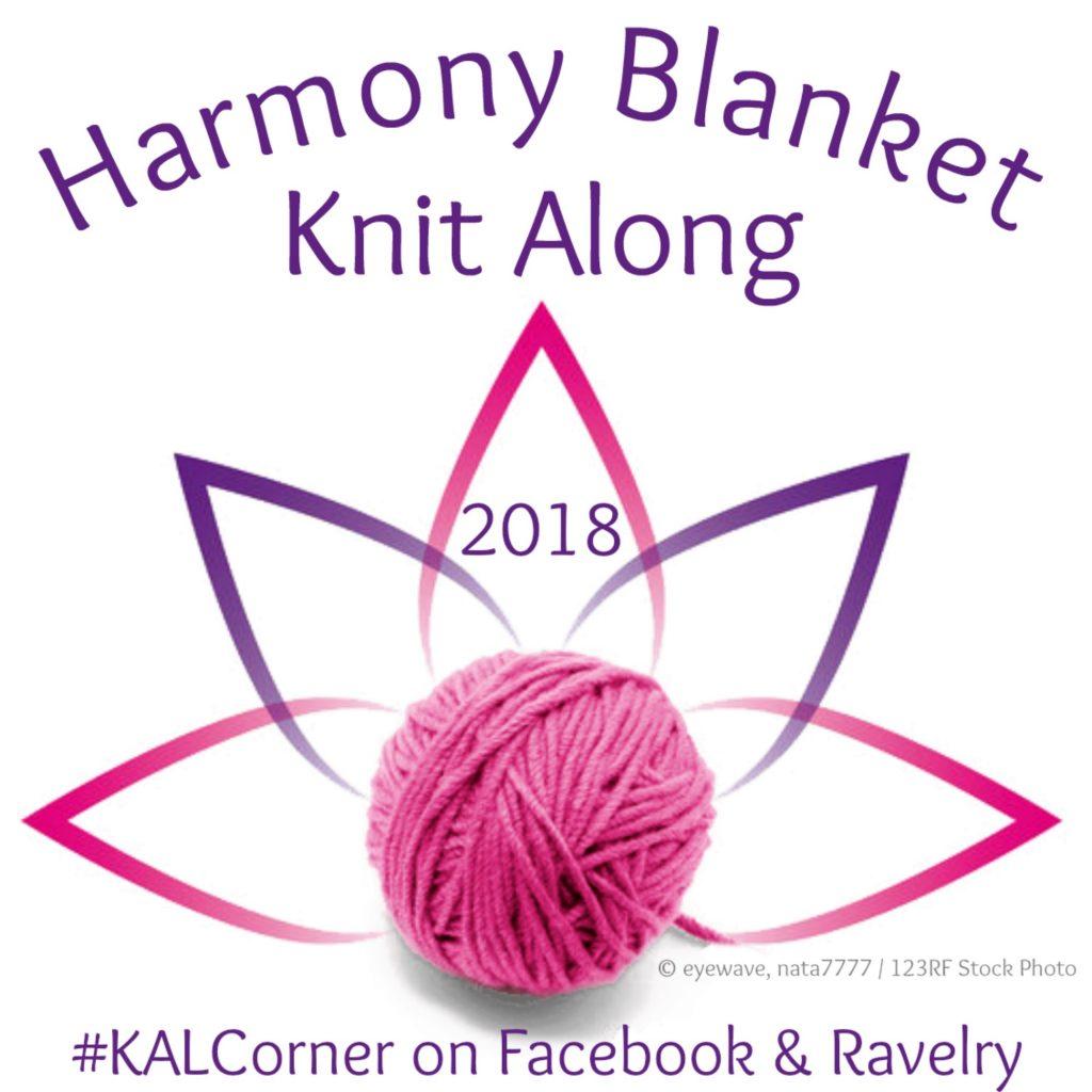 Harmony Blanket KAL Square