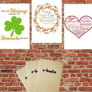 Ebooks & Printables