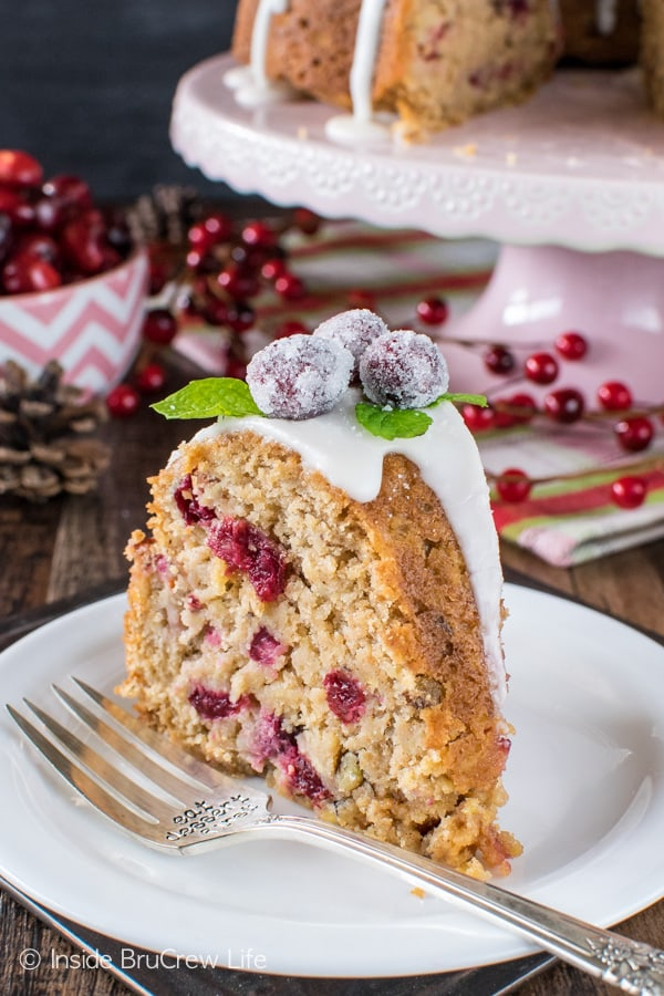15 Killer Cranberry Recipes - Lip Smacking pucker power at it's finest.