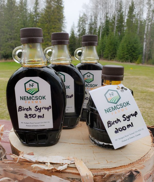 Pure Birch Syrup